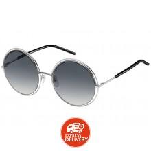 77bbd9dc4b95 Marc Jacobs Grey Gradient Full Rim Unisex Sunglasses 56 mm