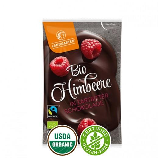 لاندرجارتن - شوكولاته عضوية مع التوت 50 جم