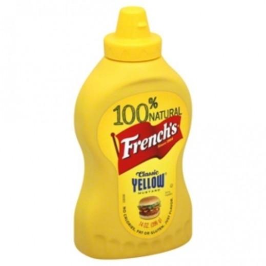 فرنشز – خردل أصفر كلاسيك 396 جرام