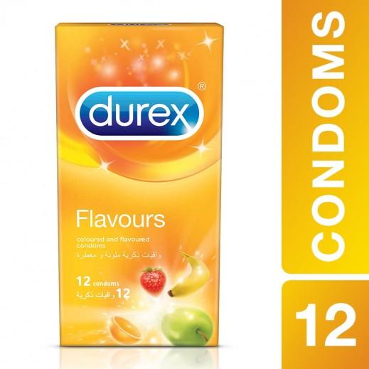 ديوركس – واقي ذكري سليكت 12 حبة