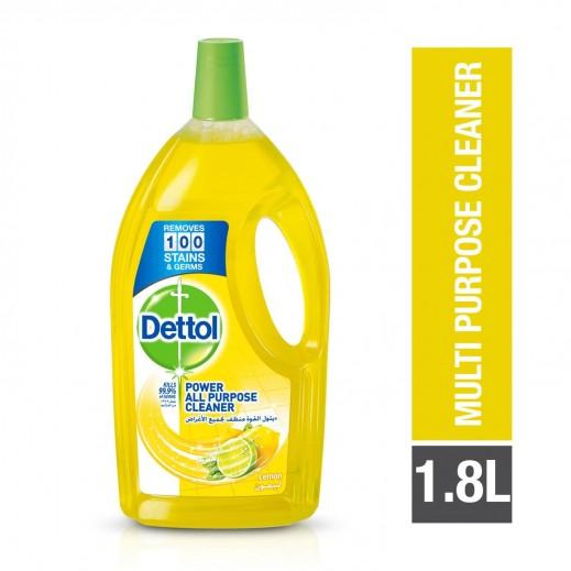 ديتول منظف لجميع الأغراض - الليمون 1.8 لتر