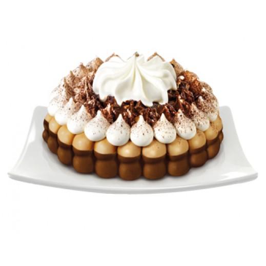 مينوركوينا فانتازتيكا - آيس كريم بالشوكولاتة والكاراميل وقطع البسكويت 195 مل