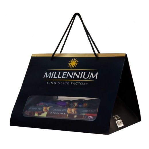 ميلينيوم - بوكس هدايا شوكولاته مشكله 1.4 كجم تقريبا