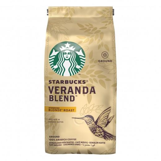 ستاربكس – قهوة فيراندا بليند فاتحة التحميص مطحونة 200 جم