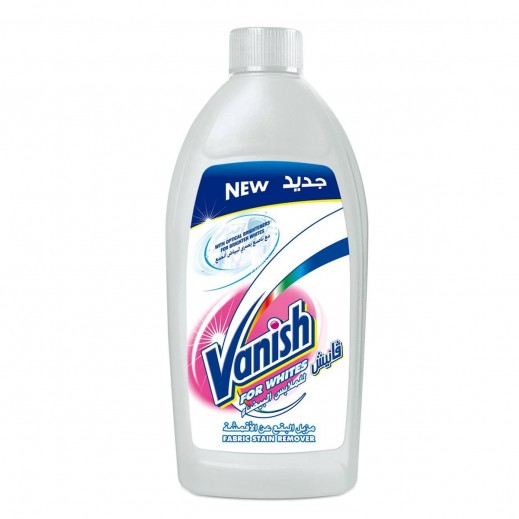 فانيش - سائل مزيل البقع للملابس البيضاء 500 مل