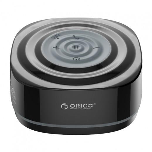 اوريكو -  مكبر صوت لاسلكي محمول - أسود