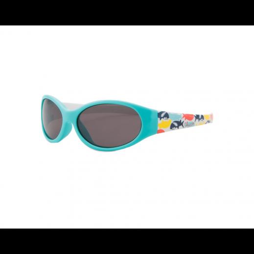 شيكو – نظارات شمسية للأولاد - نقشة القرش - 12 شهر فما فوق