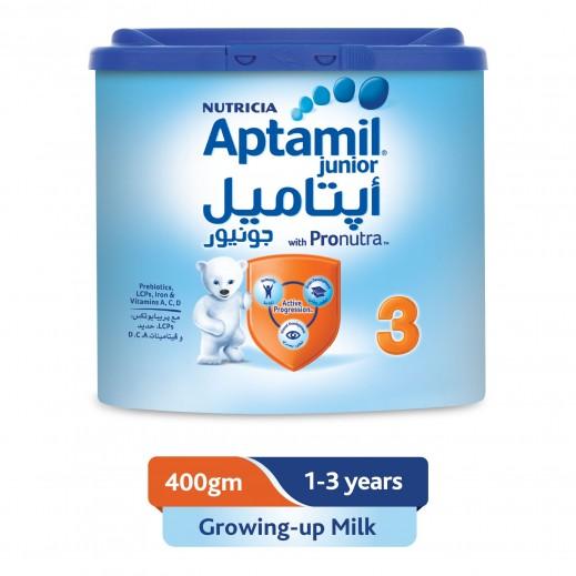أبتاميل - تركيبة حليب للأطفال في طور النمو مرحلة 3 (1 - 3 سنوات) - 400 جم