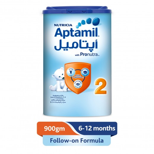 أبتاميل - تركيبة حليب لمتابعة الرضاعة مرحلة 2 (6 - 12 شهر) - 900 جم