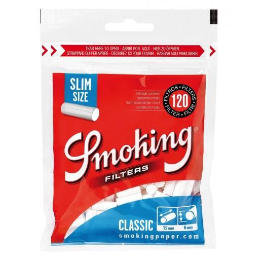 سموكينج - فلتر نحيف لورق السجائر كلاسيك