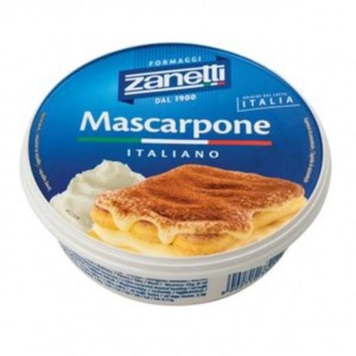 زينيتي – جبنة ماسكربوني 250 جم