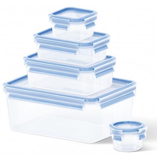 تيفال - مجموعة حفظ الطعام فريش ماسترسيل 5 حبة