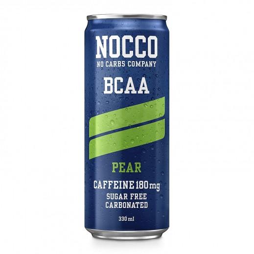 نوكو - مشروب الطاقة بالكافيين بطعم الكمثرى 330 مل