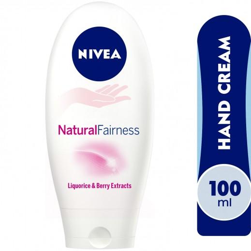نيفيا – كريم التفتيح الطبيعي لليدين 100 مل