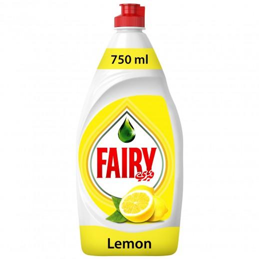 فيري - صابون سائل لغسيل الصحون بالليمون 750 مل