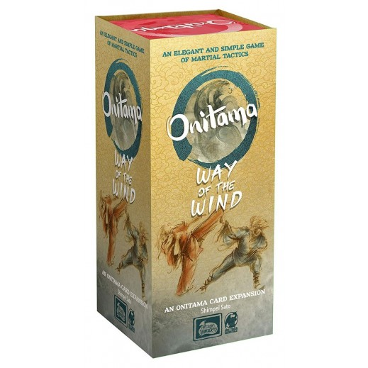 Onitama - Way Of The Wind Card Game