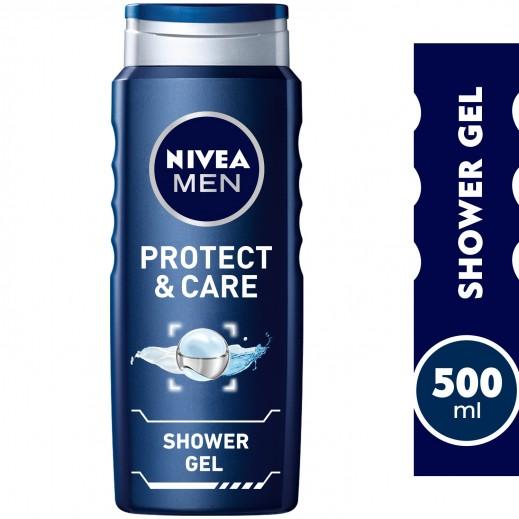 نيفيا – جل الإستحمام أوريجينال كير 500 مل