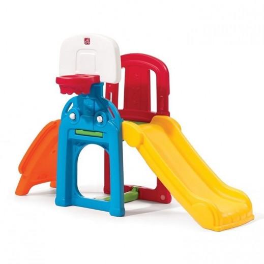 ستيب 2 – زحلاقية الأطفال الرياضية - يتم التوصيل بواسطة شهاليل بعد 3 أيام عمل