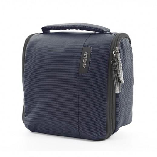 أميركان توريستر – حقيبة أدوات التجميل (أزرق)
