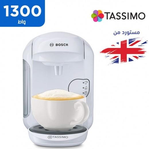 تاسيمو بوش – ماكينة تحضير القهوة Vivy 2 – أبيض
