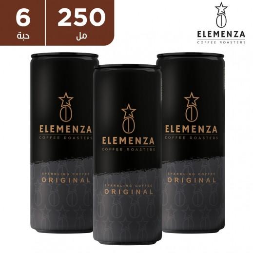 اليمينزا قهوة فوارة 6 x 250 مل