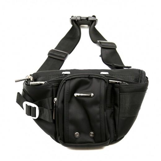 سكوربيو – حقيبة الوسط - أسود