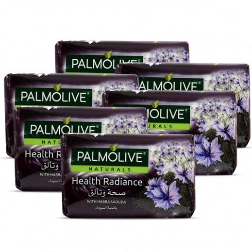 بالموليڤ – صابون صحة وتألق بالحبة السوداء 6 × 120 جم