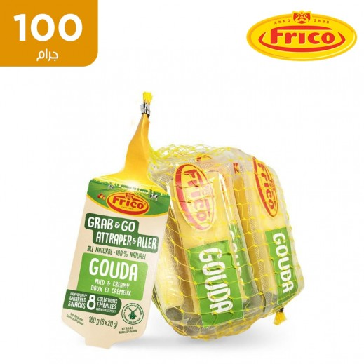 فريكو – جبنة جودا المعتدلة 100 جم