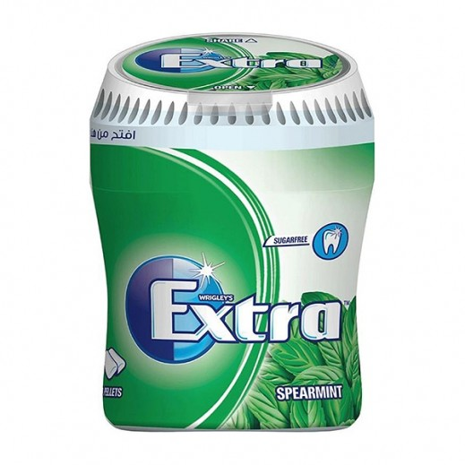 ريجليز - علكة نعناع إكسترا بنكهة النعناع السنبلي عبوة 60 حبة