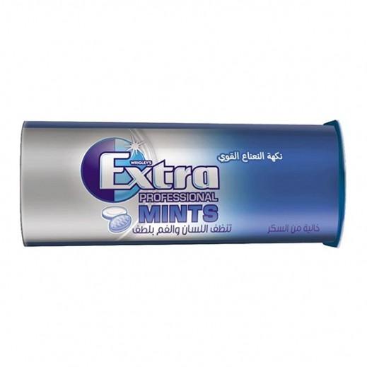 ريجليز - علكة نعناع إكسترا قوي بنكهة النعناع الفاخر (خالي من السكر) - 20 حبة