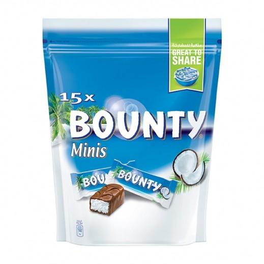 باونتي شوكولاته مينيز 427.5 جم