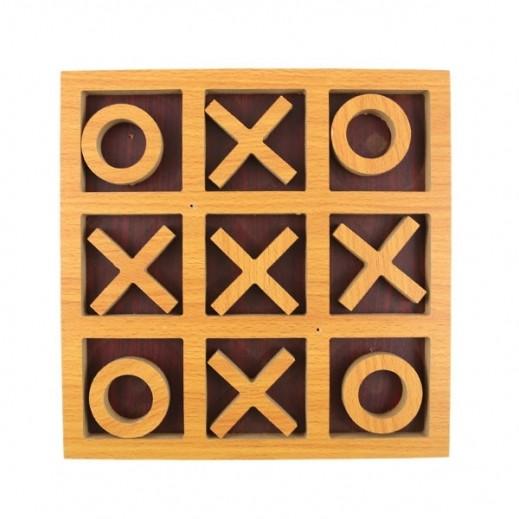 لعبة XO  الخشبية