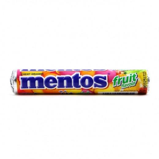 مينتوس – حلوى مضغية بنكهة الفواكه 30 جم