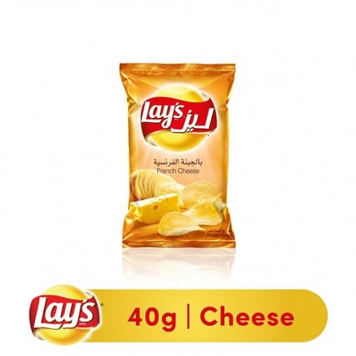 ليز - شيبس بالجبنة الفرنسية 40 جم