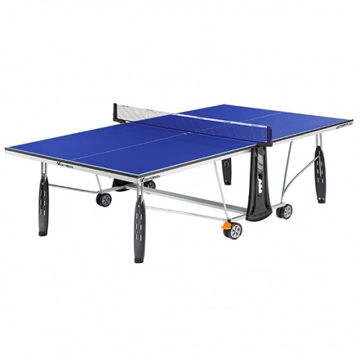 كورنيل – طاولة التنس داخلي – أزرق - يتم التوصيل بواسطة النصر الرياضي خلال 3 أيام عمل