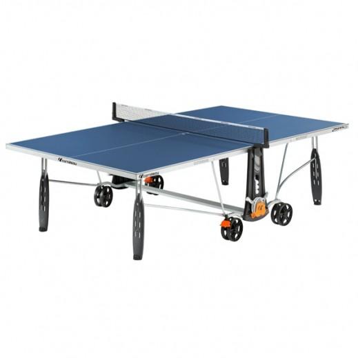 كورنيل – طاولة التنس خارجية – أزرق - يتم التوصيل بواسطة Al-Nasser Sports