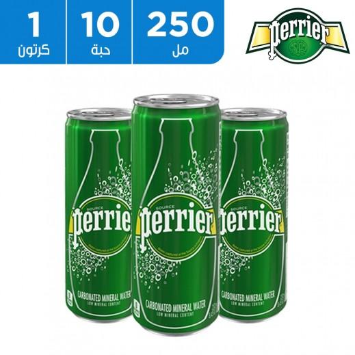 اشتري بيريه - مياه معدنية طبيعية 10 × 250 مل   توصيل ...