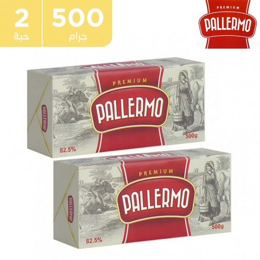 باليرمو – زبدة غير مملحة 2 × 500 جم
