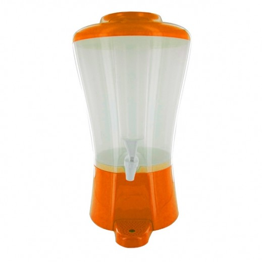 موزع العصائر - برتقالي 8 لتر