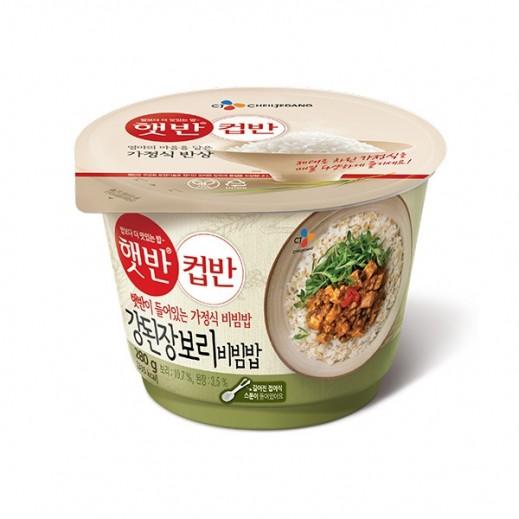 تشيلجيدانج - أرز أبيض مطهي مع معجون فول الصويا 280 جم