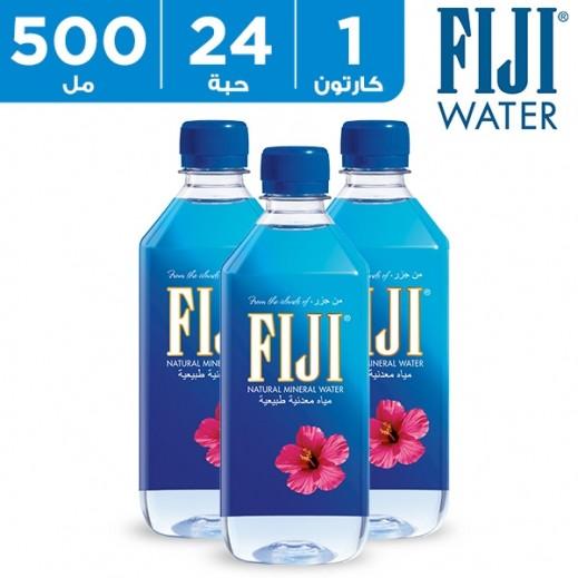 فيجي – مياه معدنية طبيعية 24 × 500 مل