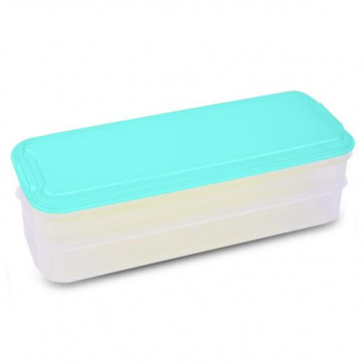 فارياج – طقم صناديق لحفظ الأطعمة صغير – أزرق (2 حبة)