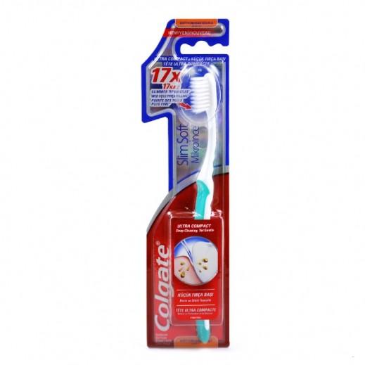 كولجيت – فرشاة أسنان بشعيرات نحيفة