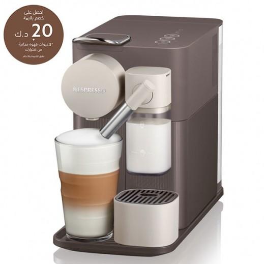 نسبريسو – ماكينة تحضير القهوة  Lattissima One – بني