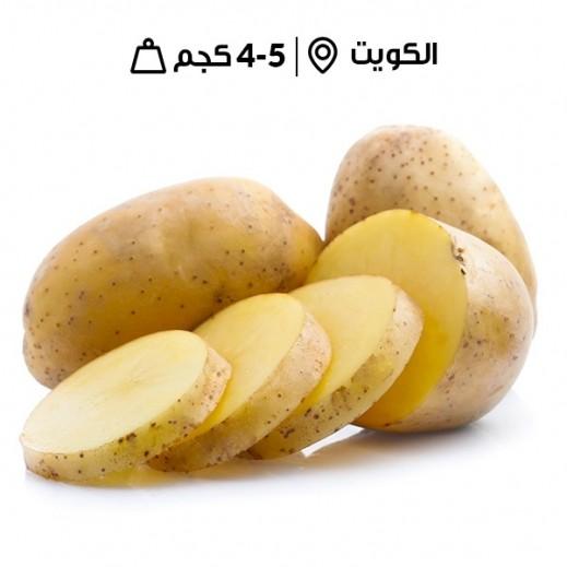 بطاطا كويتيّة طازجة (4-5 كجم تقريباً)