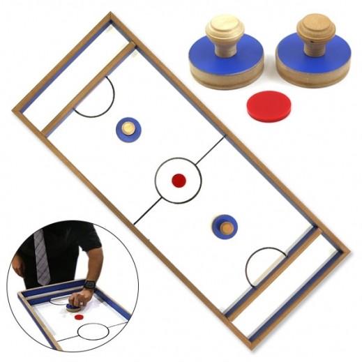 لعبة الهوكي الخشبية