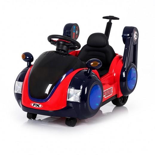 سينام - سيارة للأطفال (أحمر) - يتم التوصيل بواسطة كليك تويز خلال 2 أيام عمل