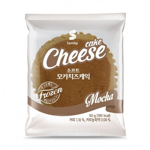 سامليب – كعك الجبن الناعم بنكهة الموكا 50 جم
