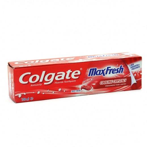 كولجيت – معجون أسنان ماكس فريش حار 100 مل