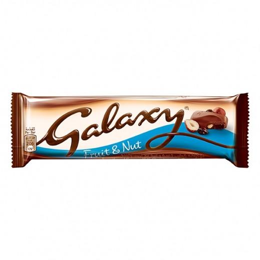 جالاكسي - شوكولاتة بالفواكة والبندق - 40 جم